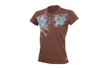 Salewa Rockshow CO W S/S Tee turkish coffee